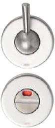 Xinnix XA-2033 vrij/bezet garnituur - RVS mat
