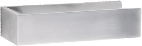 Xinnix XA-IT2001 deurkruk - RVS mat