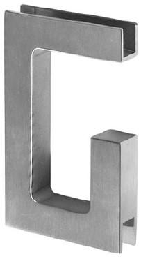X3710 schuifdeurgreep - 10 mm