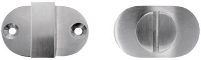 Xinnix XA-RF.WC vrij/bezet garnituur -  RVS mat