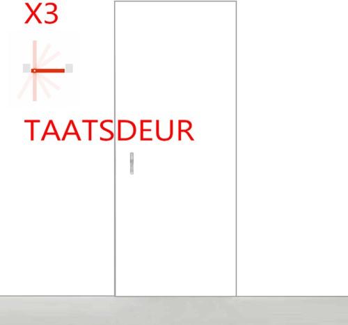 XinniX X3 taatsdeur